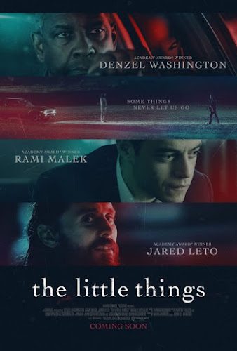 The Little Things (Web-DL 720p Ingles Subtitulada) (2021)