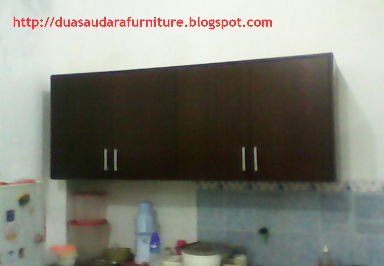 Hendri Design Furniture Depok Kitchen Set Minimalis Lemari Dapur Custom