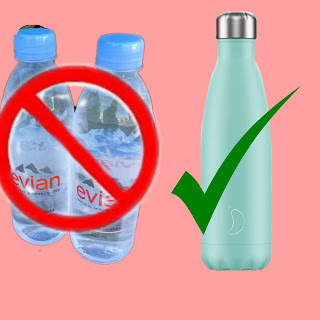 use less plastic as much as possible to become Eco-friendly
