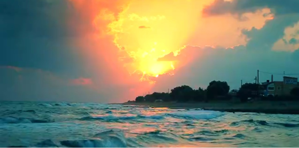 krhth,κρητη,ηλιοβασιλεμα,βιντεο,ομορφια της κρητης