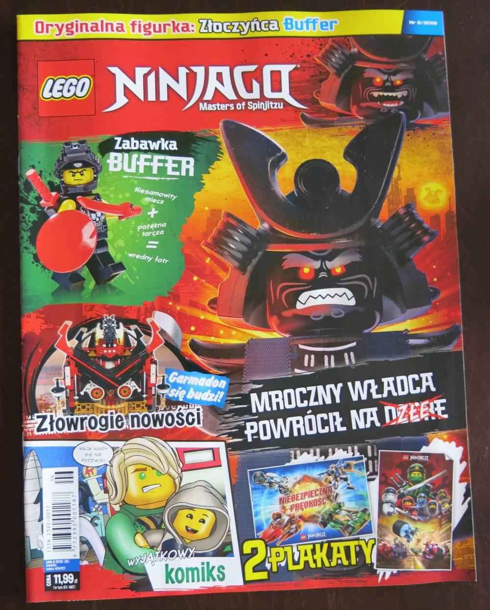 Lego Okazje Magazyn Lego Ninjago 62018