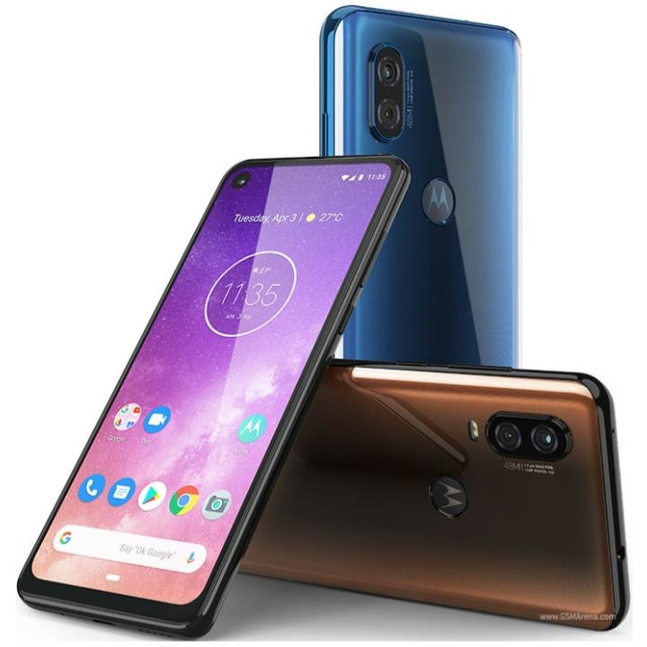 Motorola One Vision , hp speak dewa