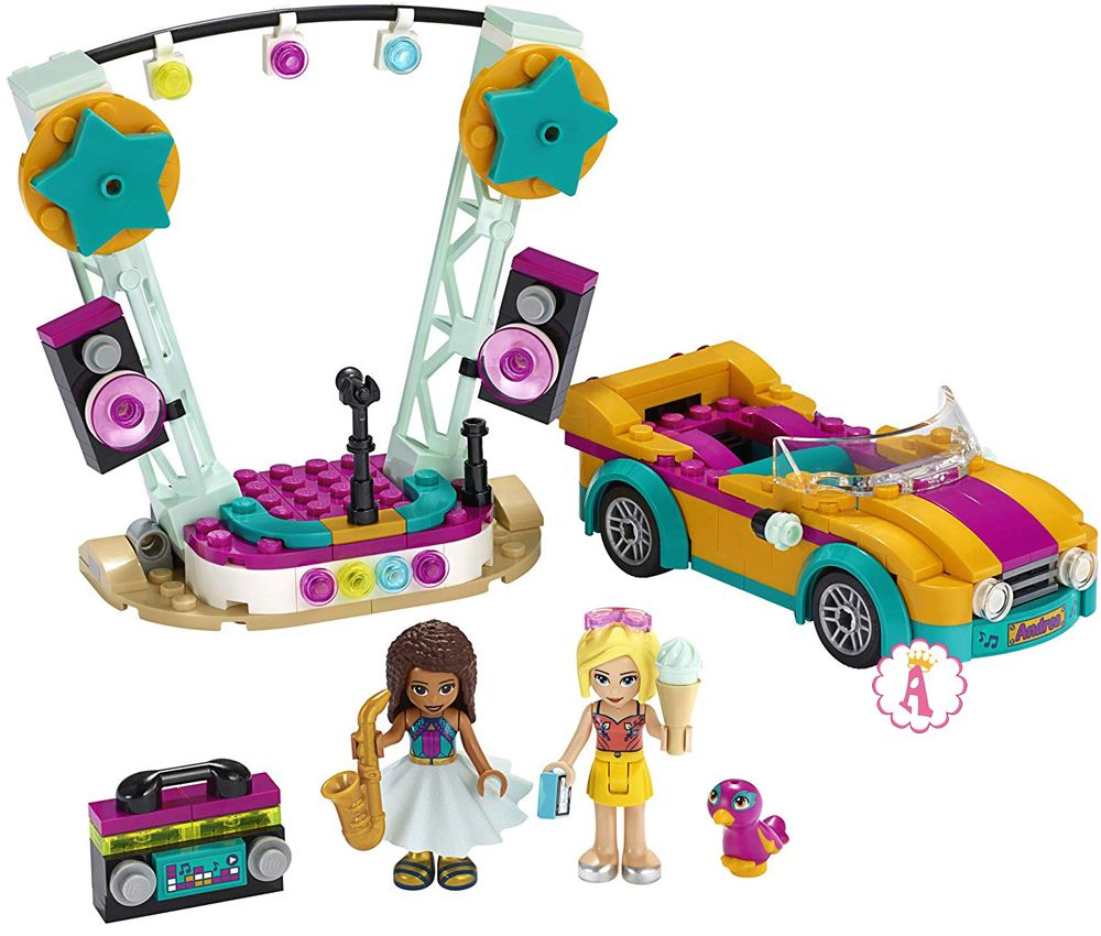 Новинки LEGO Friends 2020 Stage Playset 41390