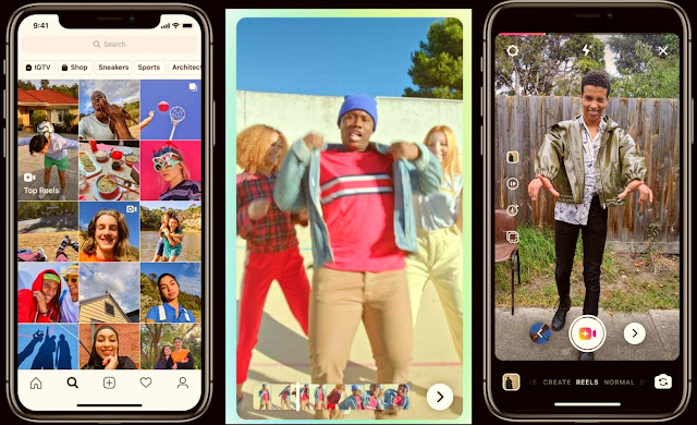 Instagram launches a new video editing style similar to TikTok