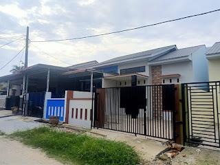 Jual Murah Rumah Gratis Jerjak atau Teralis Dan Pagar Di Marelan Tanah 600 Medan Sumatera Utara