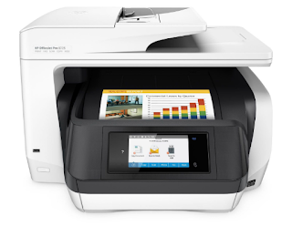 HP OfficeJet Pro 8725 Printer Driver Downloads