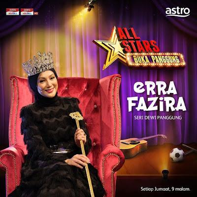 Live Streaming All Star Buka Panggung (Minggu 4) 27.9.2019
