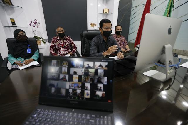 Sekolah di Masa New Normal, Ketua DPRK  Banda Aceh Harap Protokol Kesehatan Terpenuhi