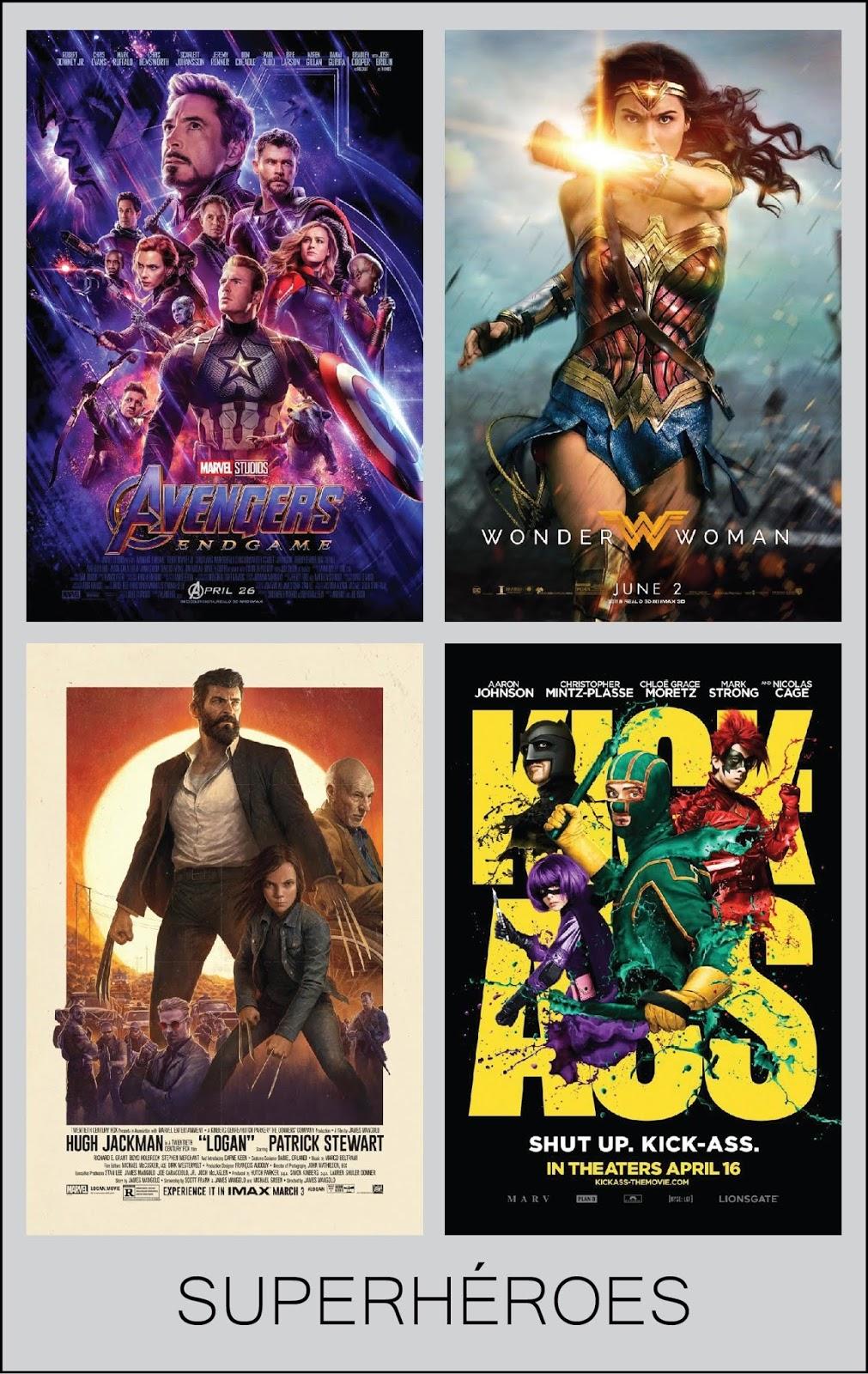2010-2019: Una década de superhéroes