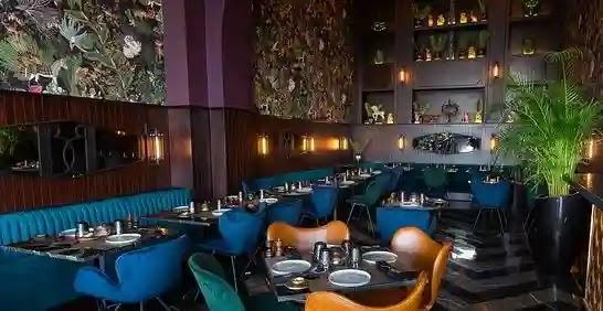 مطعم بخاري خان الرياض