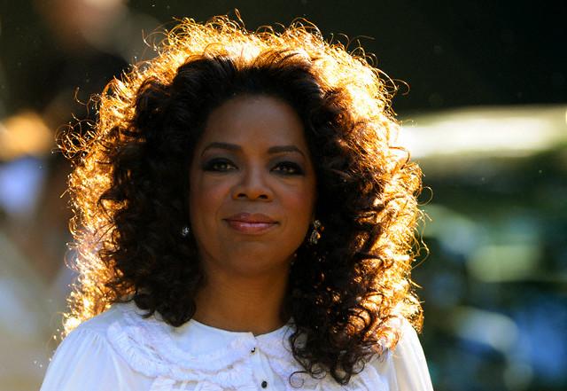 People I Admire: Oprah Winfrey