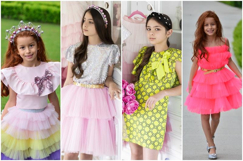 Minik Prenseslerle Buluşuyor