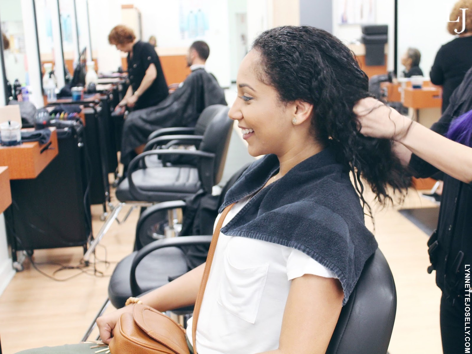 Lynnette joselly summer hair trend a side fishtail braid i had to reschedule my appointment from the kendall location because i had to drive up north to get my camera luckily since there is a hair cuttery pmusecretfo Image collections