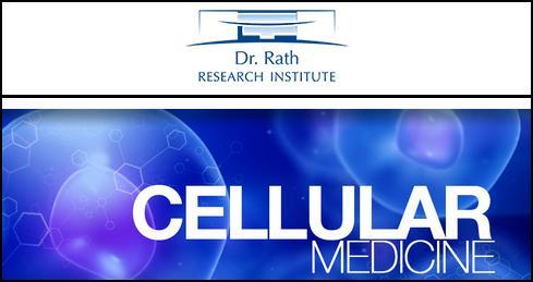 Matthias Rath, Rath Research Institute, Linus Pauling, medicina, medicine, ortomolecular, orthomolecular, celular, nutrición, química, ciencia, biología, molecular, bioquímica