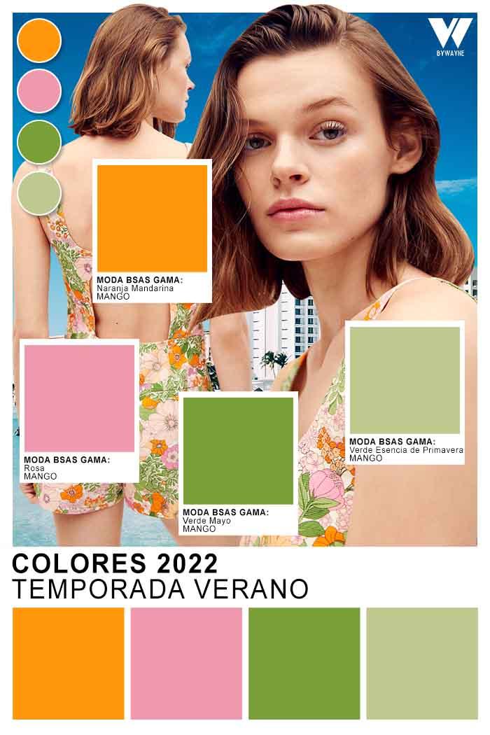 colores de moda tendencias primavera verano 2022
