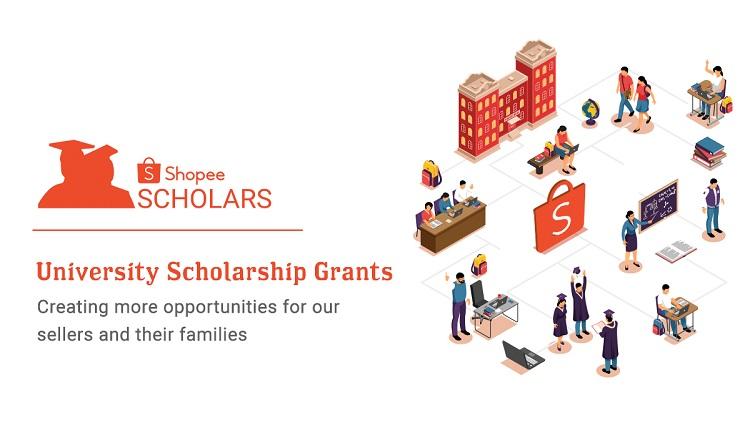 Shopee Announces Scholarship Program in the Philippines