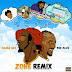 New Audio : Young Dee x Ras slick - Zone Remix (Clean Version)  | Download Mp3