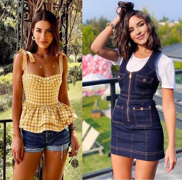 12 Looks inspiração para o verão, Camila Coelho, Olivia Culpo