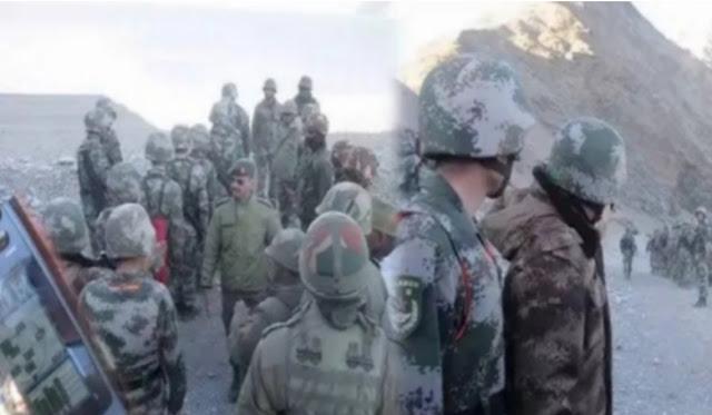 चीनी सेना ने अरुणाचल प्रदेश से पांच लोगों को किया अगवा, कांग्रेस विधायक का PMO को ट्वीटए