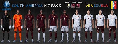 PES 2021 Nationals Kit Packs 2021 by Simomkd