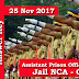 Kerala PSC - Assistant Prison Officer (Male) - Jail NCA - OX (Code-A) Exam Conducted on 25 Nov 2017