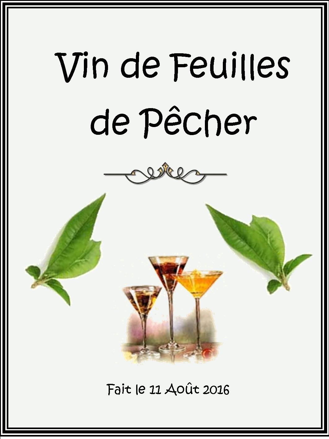 Le blog des 3 filles aperitifs et liqueurs maison for Aperitif maison a base de vin