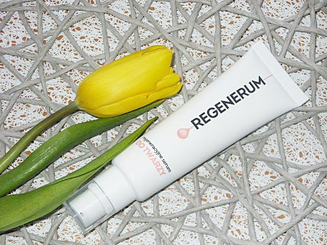 Recenzja: Regeneracyjne serum do twarzy, Regenerum, Aflofarm