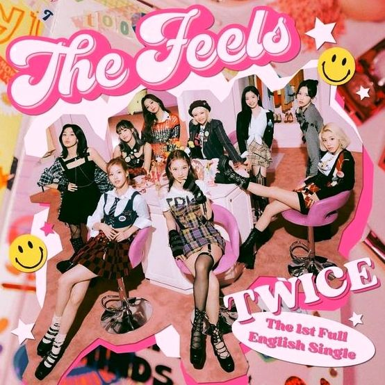 Download Lagu TWICE The Feels Mp3