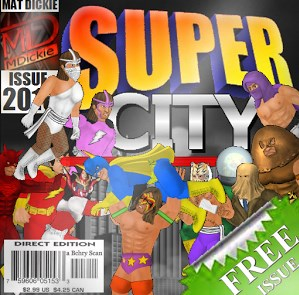 Super City 1.090 APK