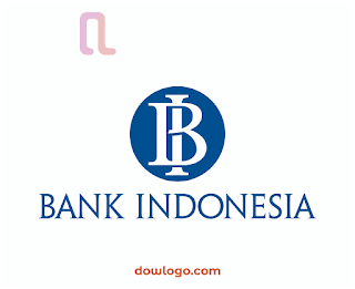 Logo Bank Indonesia (Portrait) Vector Format CDR, PNG