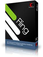 Fling File Transfer Download Grátis