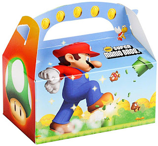 Super Mario Favor Box