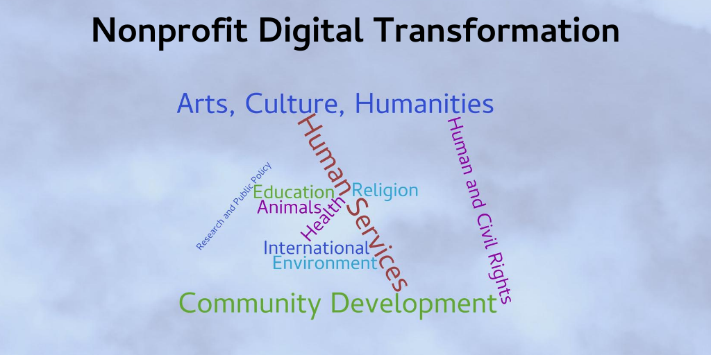 Nonprofit Digital Transformation