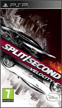 Split/Second Velocity para psp full español