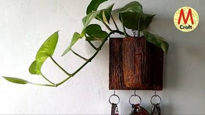 kerajinan dari bahan kayu