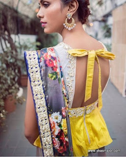 blouse designs photos 2018
