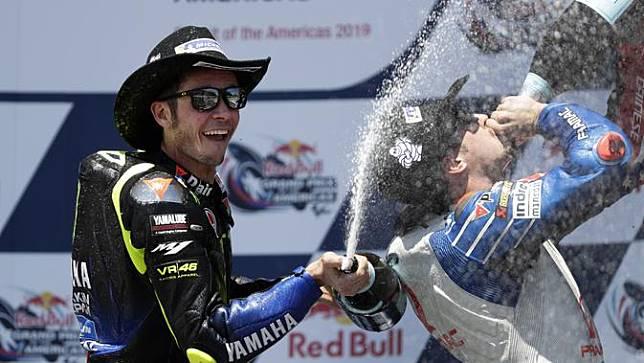 Rossi Beri Sinyal Bisa Bersaing Jadi Juara MotoGP 2019