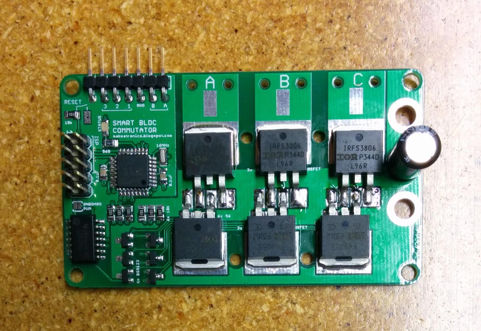 Brushless Dc Motor Control Ic Protector 9 Controlcircuit Circuit Diagram Seekiccom Makeatronics Bldc