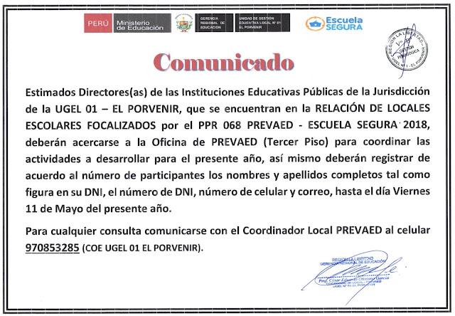 http://files.edu-el-porvenir1.webnode.es/200000386-7e0e57f081/comunicado%20de%20I.E%20FOCALIZADAS%202.pdf