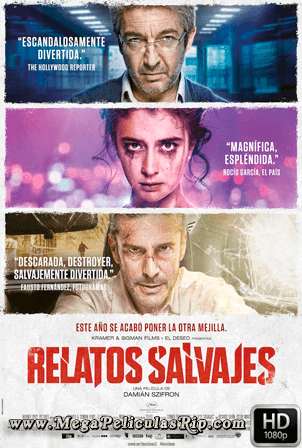 Relatos Salvajes [1080p] [Latino] [MEGA]
