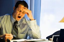 Cara Menghilangkan Ngantuk Saat Bekerja di Siang Hari