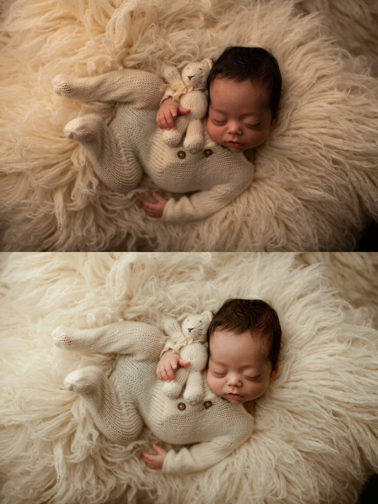 Meadow and Ash – Honey Collection Newborn Presets (XMP)