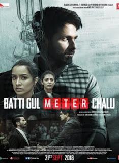 Batti Gul Meter Chalu (2018) Official Poster