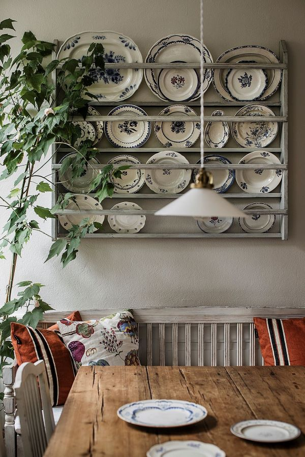 A great example to showcase ones favorite plates