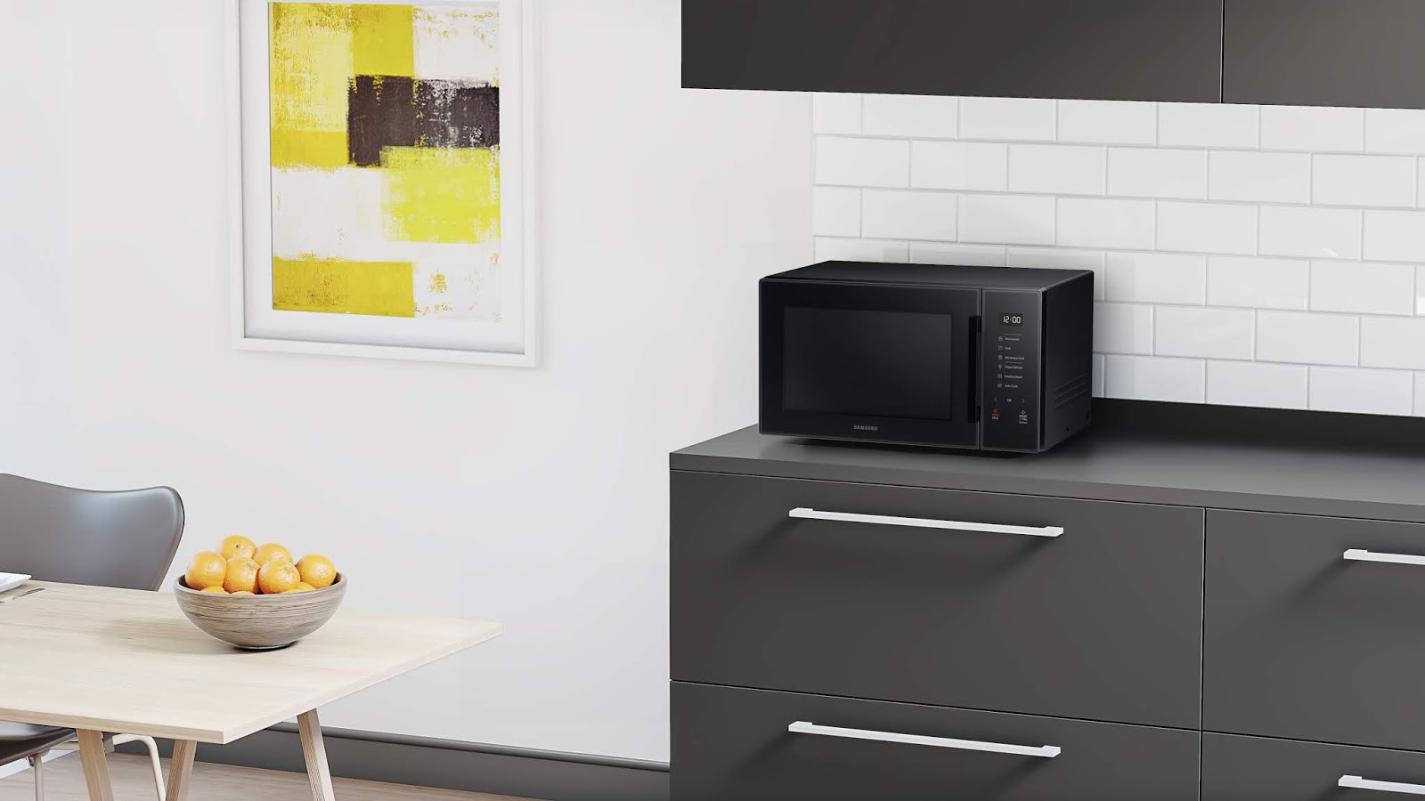 Samsung New Colour Series Grill Microwave Ovens
