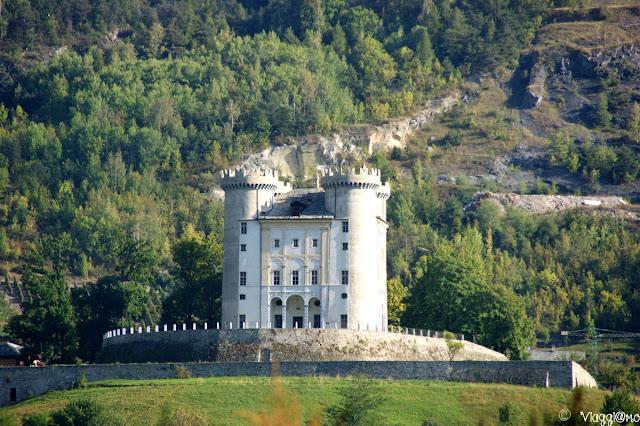 Il bel castello nella splendida ubicazione di Aymavilles