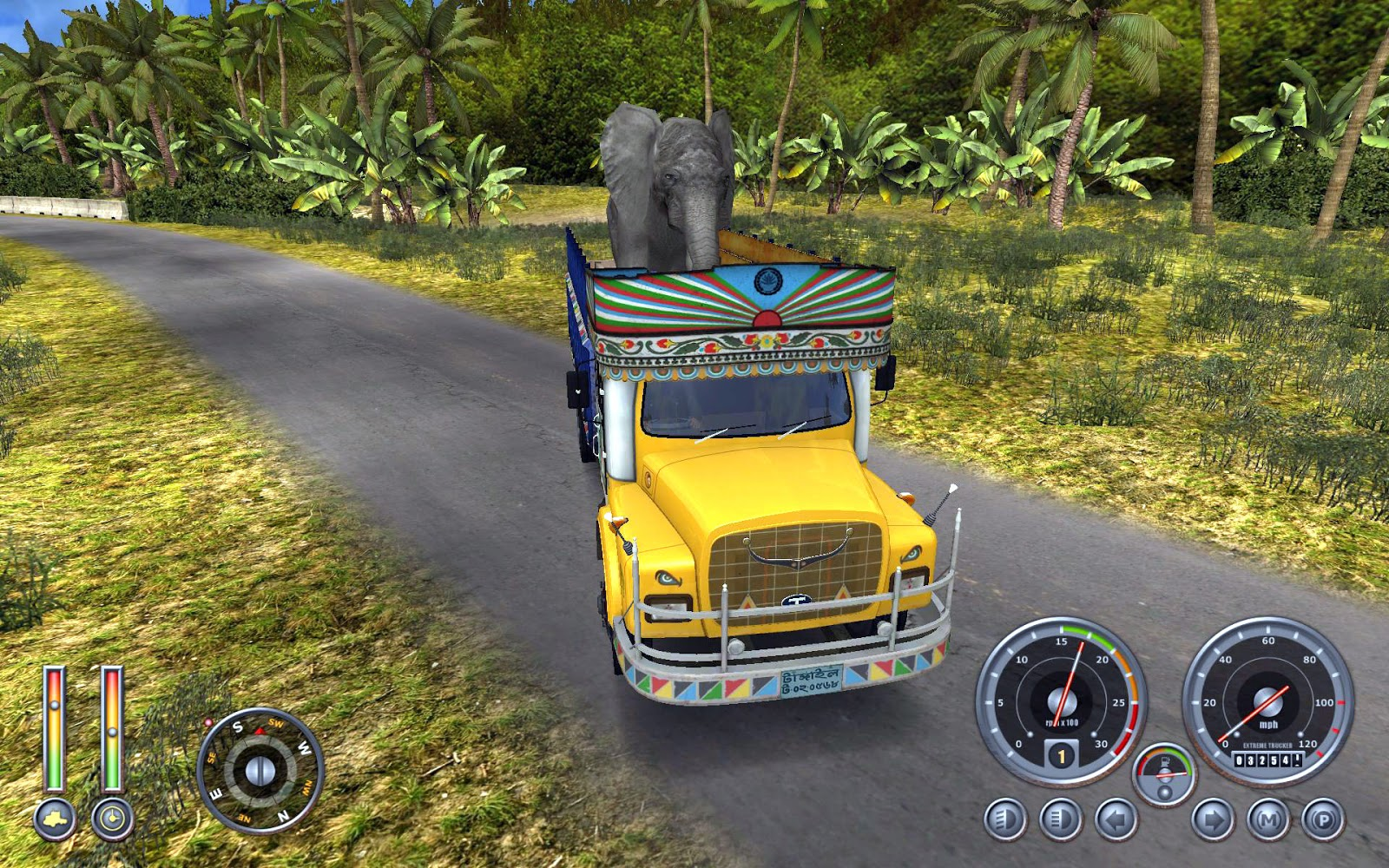 18 wheels of steel extreme trucker pc game free download