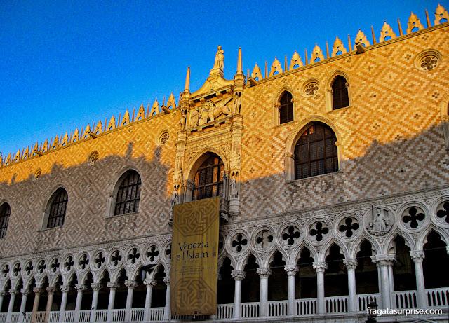 Palácio dos Dodges (Palazzo Ducale) de Veneza