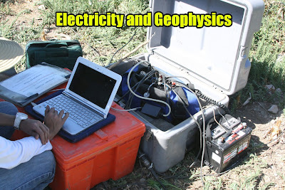 The study of electricity and geophysics
