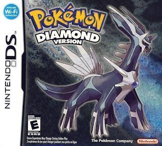 Pokémon Diamond ( BR ) [ NDS ]